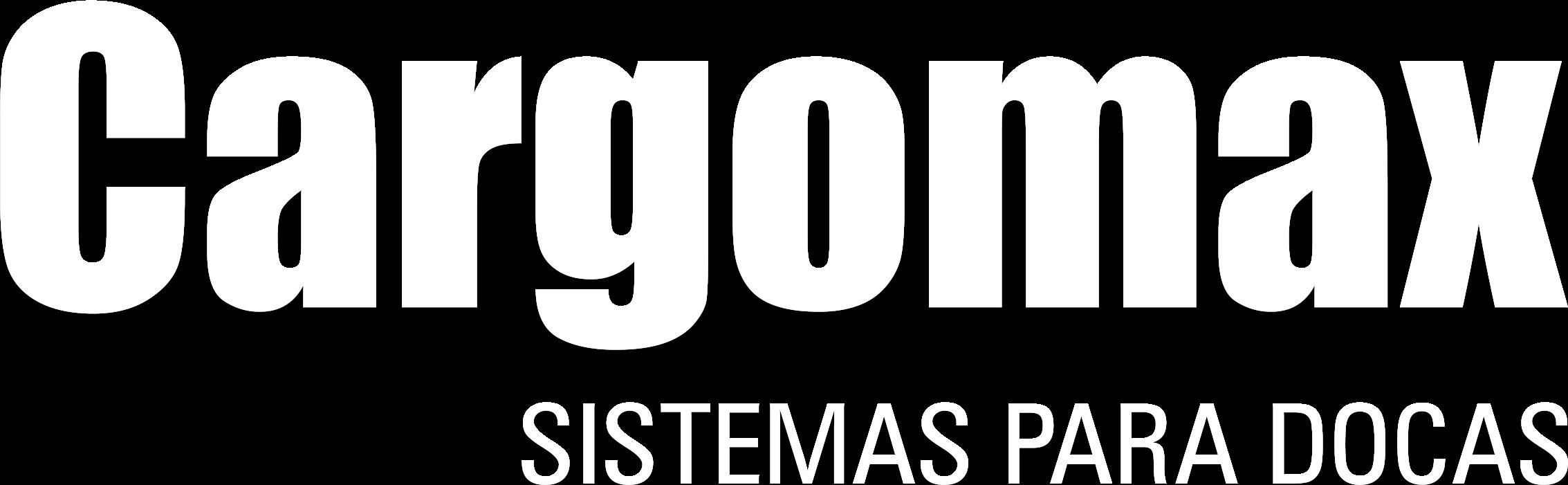CARGOMAX SISTEMAS PARA DOCAS LOGO