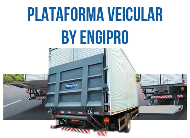 Plataforma Veicular Cargomax By Engipro